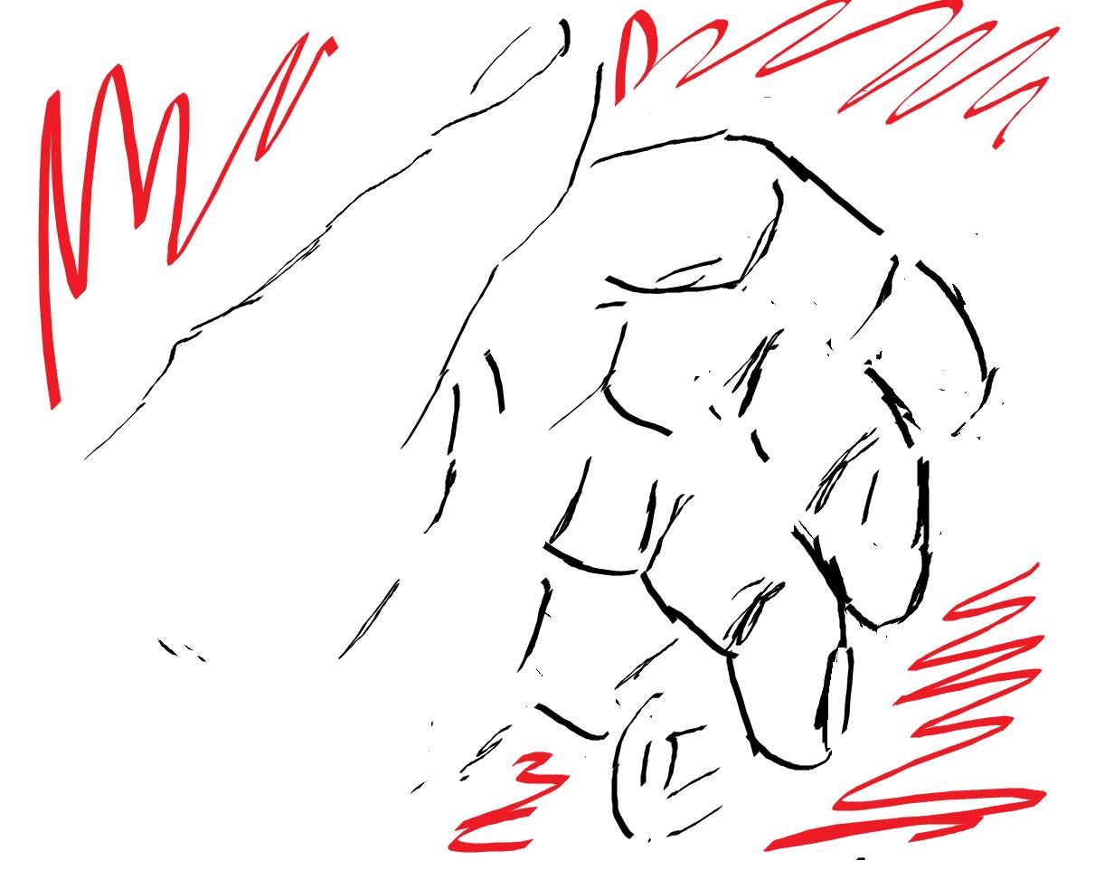 kosong dan tangan