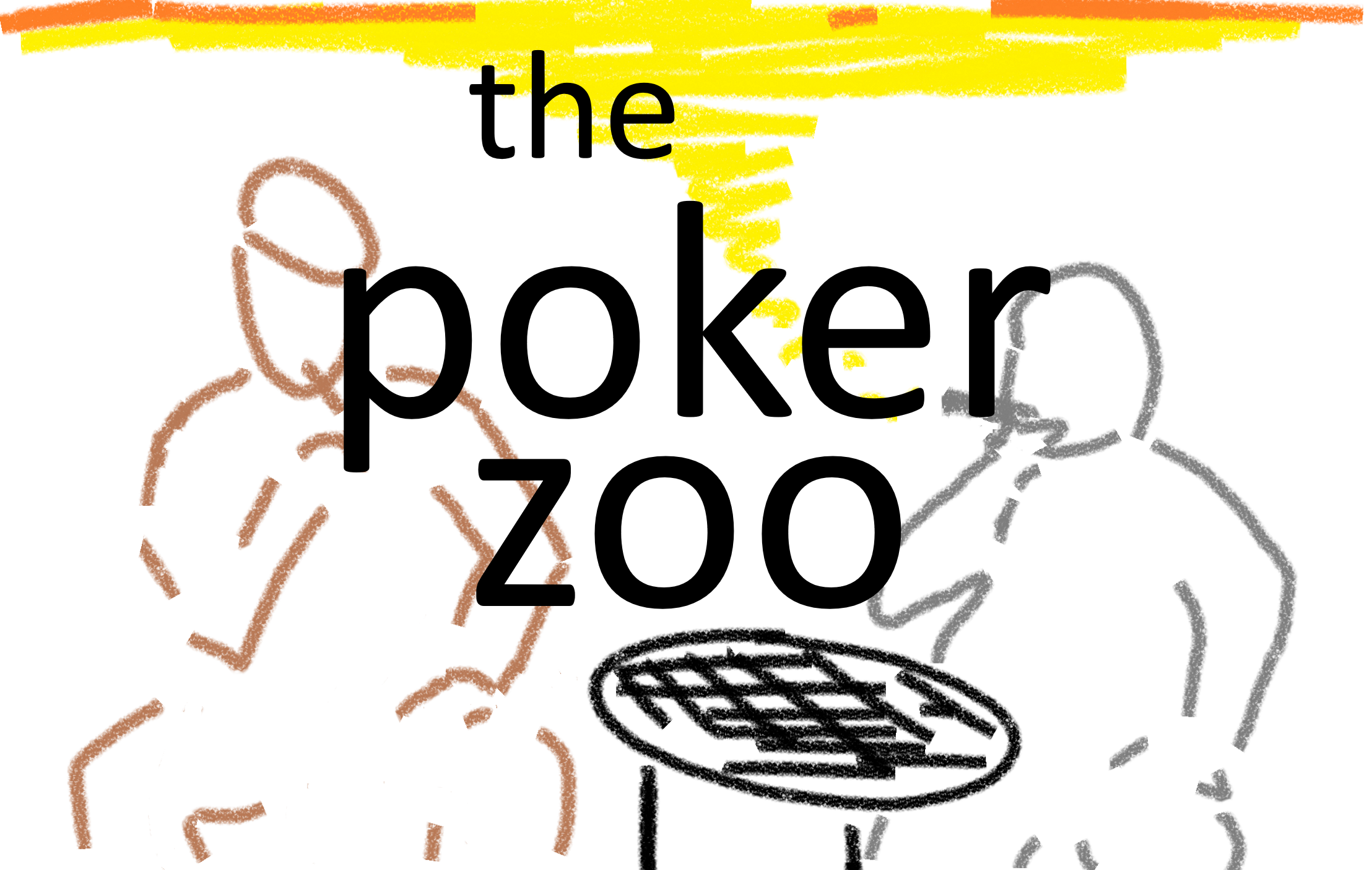 The Poker Zoo